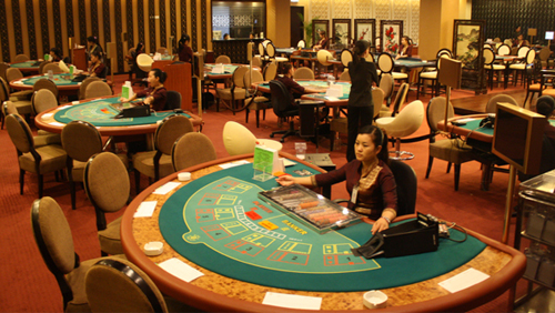 Cambodia's casino industry is the land of opportunity