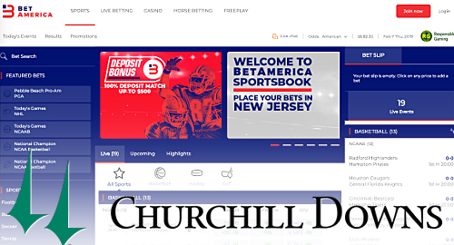 CDI launches BetAmerica New Jersey online casino, sportsbook