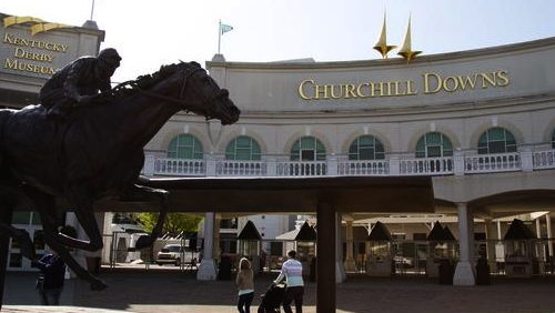 Churchill Downs prepares for Illinois decision this week