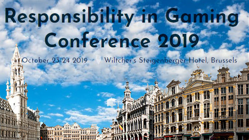 Don't miss the inaugural Responsibility in Gaming Conference, October 23 – 24, 2019, Brussels