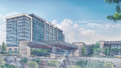 Elk Grove resort construction begins after years of delays