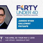 ETA recognizes two Paysafe leaders in 2019 'Forty Under 40'