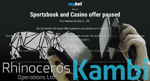 MyBet's new owners to relaunch online sportsbook with Kambi help