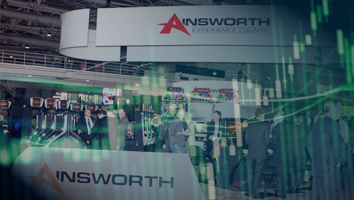 Latest financial report for Ainsworth shows improvement in spite of sales slump