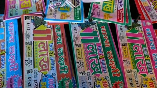 Manipur, India brings back the lottery