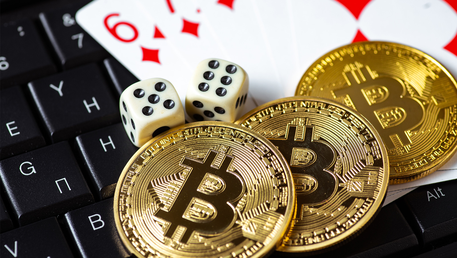 Monty Munford: Crypto 'an extraordinary fit' for gambling