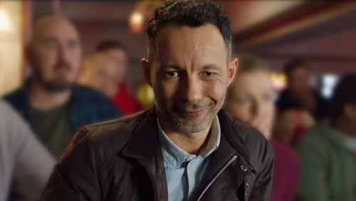 Paddy Power does it again: Rhodri Giggs in cheeky Loyalty Rewards ad