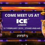 Pariplay to unveil new Rumble Rhino slot as art of ICE London attendance