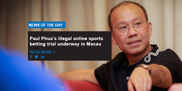 Paul Phua's illegal online sports betting trial underway in Macau
