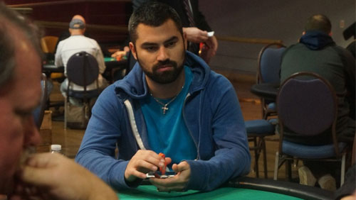 Poker pro hits royal flush number four after folding at WSOP Circuit event