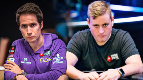 PokerStars shed two ambassadors as Jeff Gross & Jaime Staples leave.