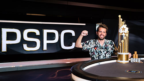 PokerStars sign PSPC winner Ramón Collilas as a brand ambassador