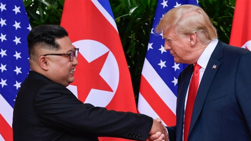 Prop bets make their way to US/North Korea summit