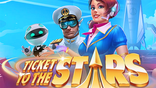 Quickspin launches vintage space adventure, Ticket to the Stars