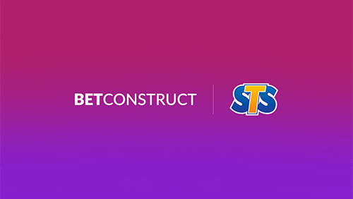 STS expands to Europe by partnering with BetConstruct