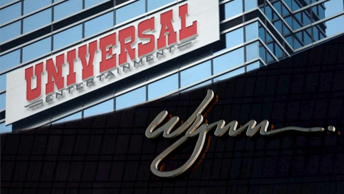 Universal Ent. back in black thanks to Wynn Resorts