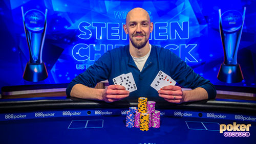 US Poker Open: Chidwick retakes the lead after winning the ...
