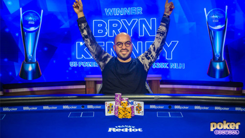 US Poker Open news: Kenney in contention after $25k win