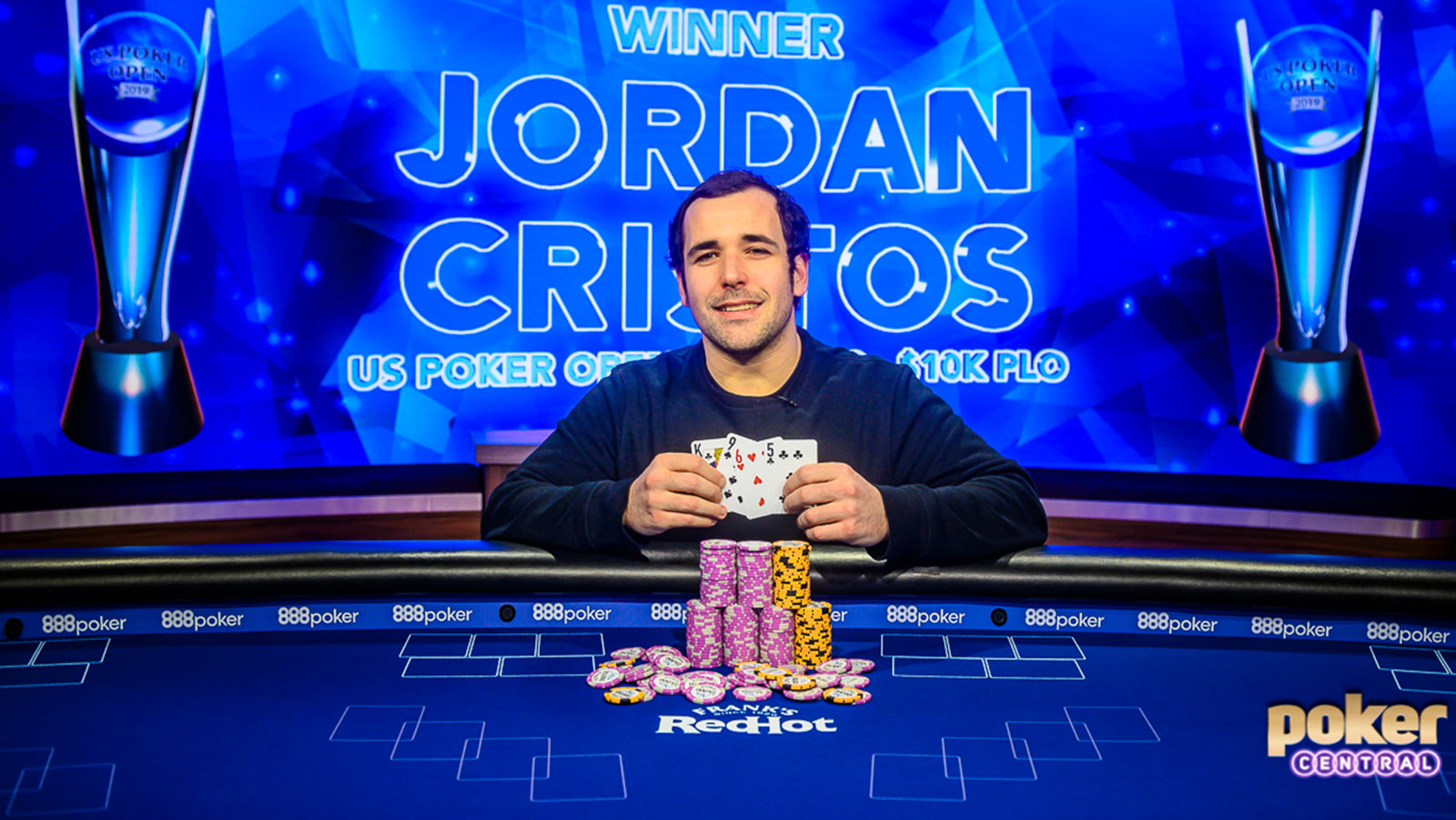 US Poker Open News: wins for Cristos and Roberts; Chidwick leads overall