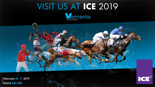 VERMANTIA SET TO HIT THE SWEET SPOT AT ICE 2019