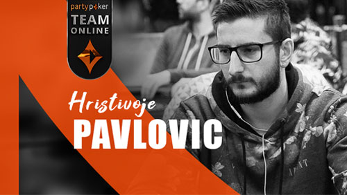 The World Poker Tour partners with BitMovio; Pavlovic joins partypoker