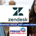 Zendesk announced as Networking Break and Lunch Sponsor at Prague Gaming Summit 2019