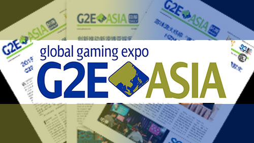 2019 G2E Asia announces launch of new website for official show newspaper G2E Asia Daily
