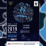 "APE fully supports ""Earth Hour 2019"" create a bright future for next generation"