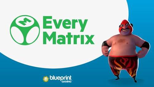 Blueprint Gaming partners with EveryMatrix