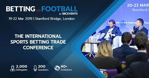 Betting on Football conference to address the future of the sports betting industry