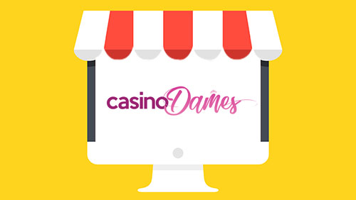 CASINO DAMES MARKS INTERNATIONAL WOMEN'S DAY WITH SITE RE-DESIGN