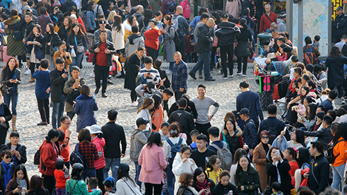 Chinese mainlanders can now visit Macau more easily