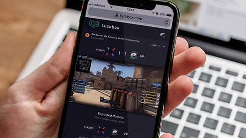 Esports betting platform Luckbox partners with HooYu
