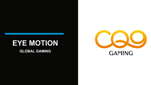 Eye Motion and CQ9 Gaming announce official partnership