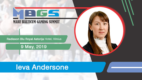Ieva Andersone (Sorainen Latvia) will add her insights about the Latvian gambling industry at MARE BALTICUM Gaming Summit 2019