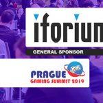 Iforium joins the sponsors list at Prague Gaming Summit 2019
