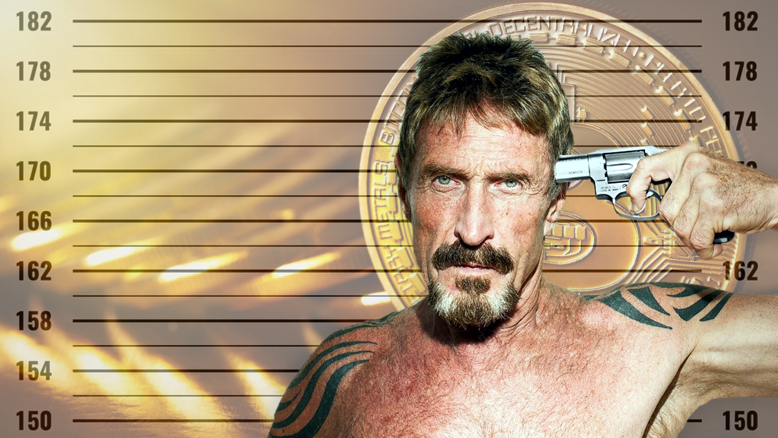Anti-scaling cryptos use John McAfee's FUD to sling mud at Bitcoin SV
