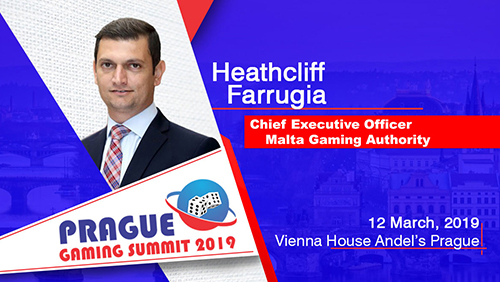 Malta's gaming regulator, Heathcliff Farrugia to speak at Tal Ron's opening panel in Prague Gaming Summit 3