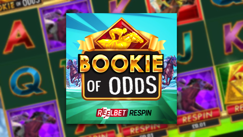 Microgaming storms out of the gates with Bookie of Odds