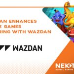 Nektan enhances its content distribution offering with Wazdan