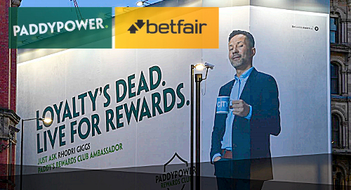Paddy Power Betfair takes a Flutter on new brand identity