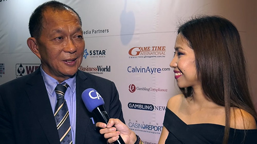 PAGCOR President Alfredo Lim: 'We are trying our best to expand our market'