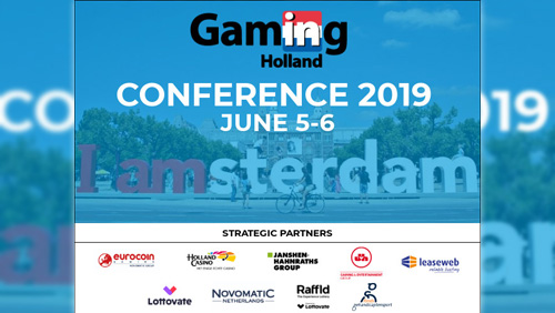 Registration for the 2019 Gaming in Holland Conference now open & first speakers announced!