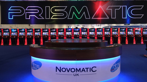 RLMS secure Prismatic production run as demand increases