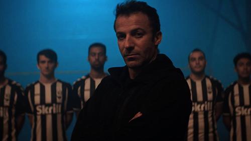 Skrill becomes proud partner of Alessandro Del Piero's LA10 Football Club
