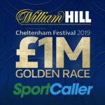 SportCaller extends William Hill partnership with £1m Golden Race