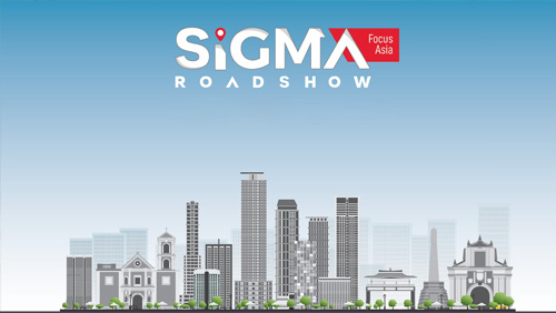 Success in Manila for SiGMA Roadshow