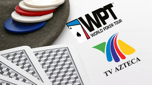 The World Poker Tour to expand into Mexico after TV Azteca deal