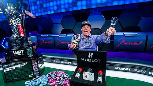 WPT Gardens Poker Championships: Stepuchin beats Shorr to take the title