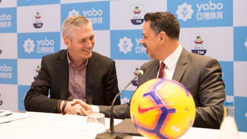 Yabo Sport named International Presenting Sponsor Asia for Serie A